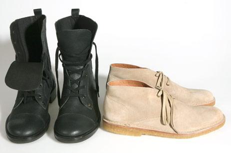 oreshapgua: combat boots fashion